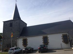 église de Vresse façade