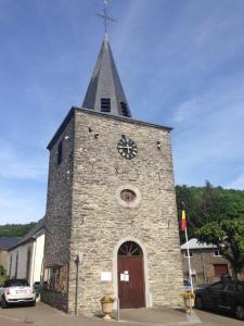église de Vresse