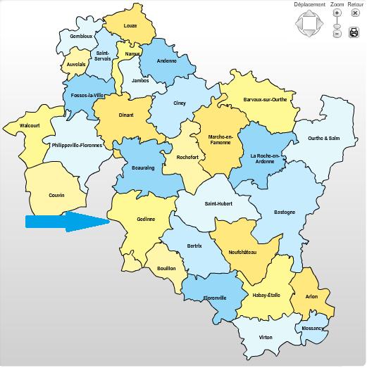 Diocèse de Namur