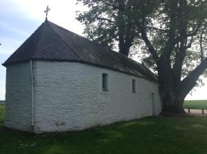 chapelle vue de l'extérieur