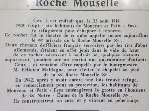 Panneau Historique RocheMouselle (2)