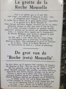 Panneau Historique RocheMouselle